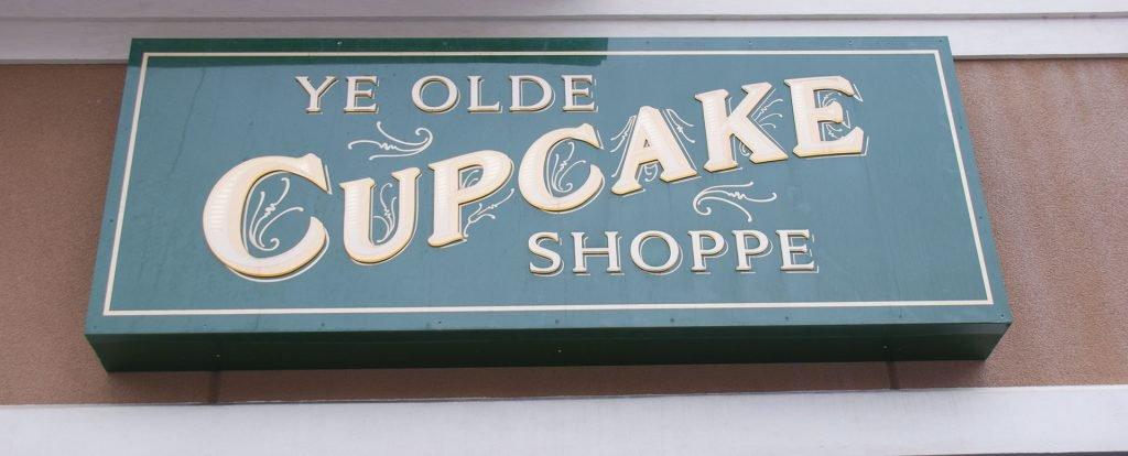 Ye Olde Cupcake Shoppe